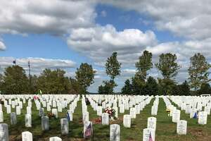 A program to upgrade the final resting place of thousands of Connecticut veterans and their spouses took place at the.Connecticut Veterans Cemetery.
