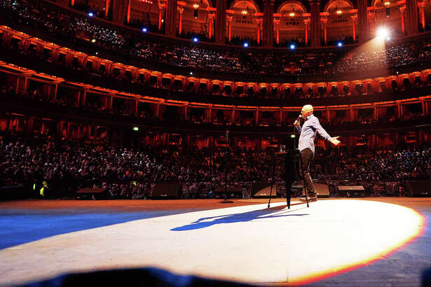 """Bill Burr in his stand-up special """"Bill Burr: Paper Tiger."""""""