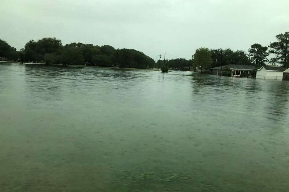 Photos taken by Andrea Smith while driving around the block in Winnie.