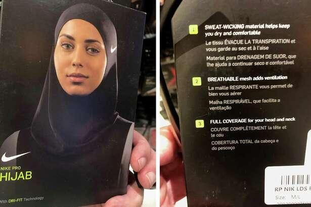 The Toronto Raptors and Nike introduced team-branded hijabs last week.