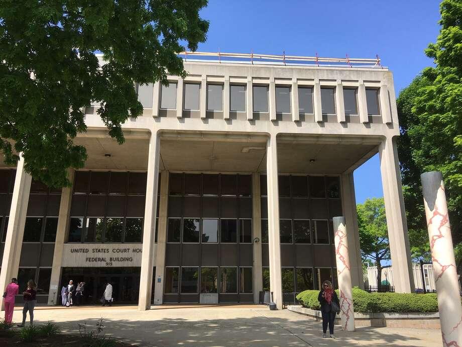 U.S. District Courthouse Bridgeport, Conn. Photo: Viktoria Sundqvist