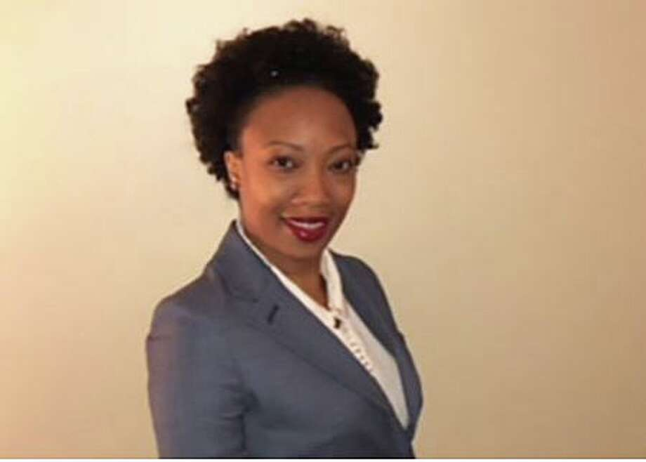 Shamain Johnson is now the permanent chief human resources officer, after serving in that role on an interim basis for the last year. She replaced Robert Stacy, who now leads the human resources department in Stamford Public Schools. Photo: Contributed /