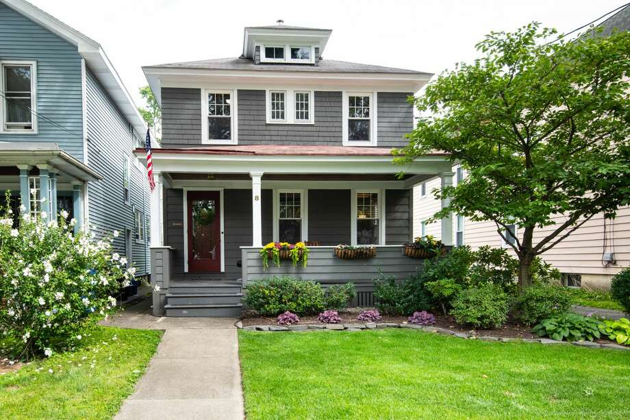 House of the Week: 8 Norwood Ave., Albany | Realtor:  Traci Cornwell of Cornwell Real Estate | Discuss: Talk about this house Photo: Tim Greer