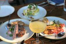 FlintCreek Cattle Co Daily 4-6 p.m. at the bar; American ($7-$9 plates, $8 cocktails)