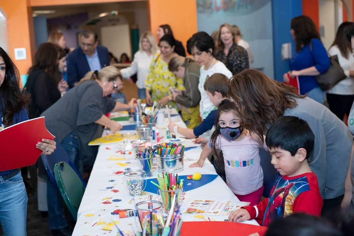 Party supply and gift shop Emerson Sloan will be collecting new kid-friendly art supplies at both its locations Saturday, Sept. 21, to Sunday, Sept. 29. The supplies will benefit The Faris Foundation that helps children cope with cancer.