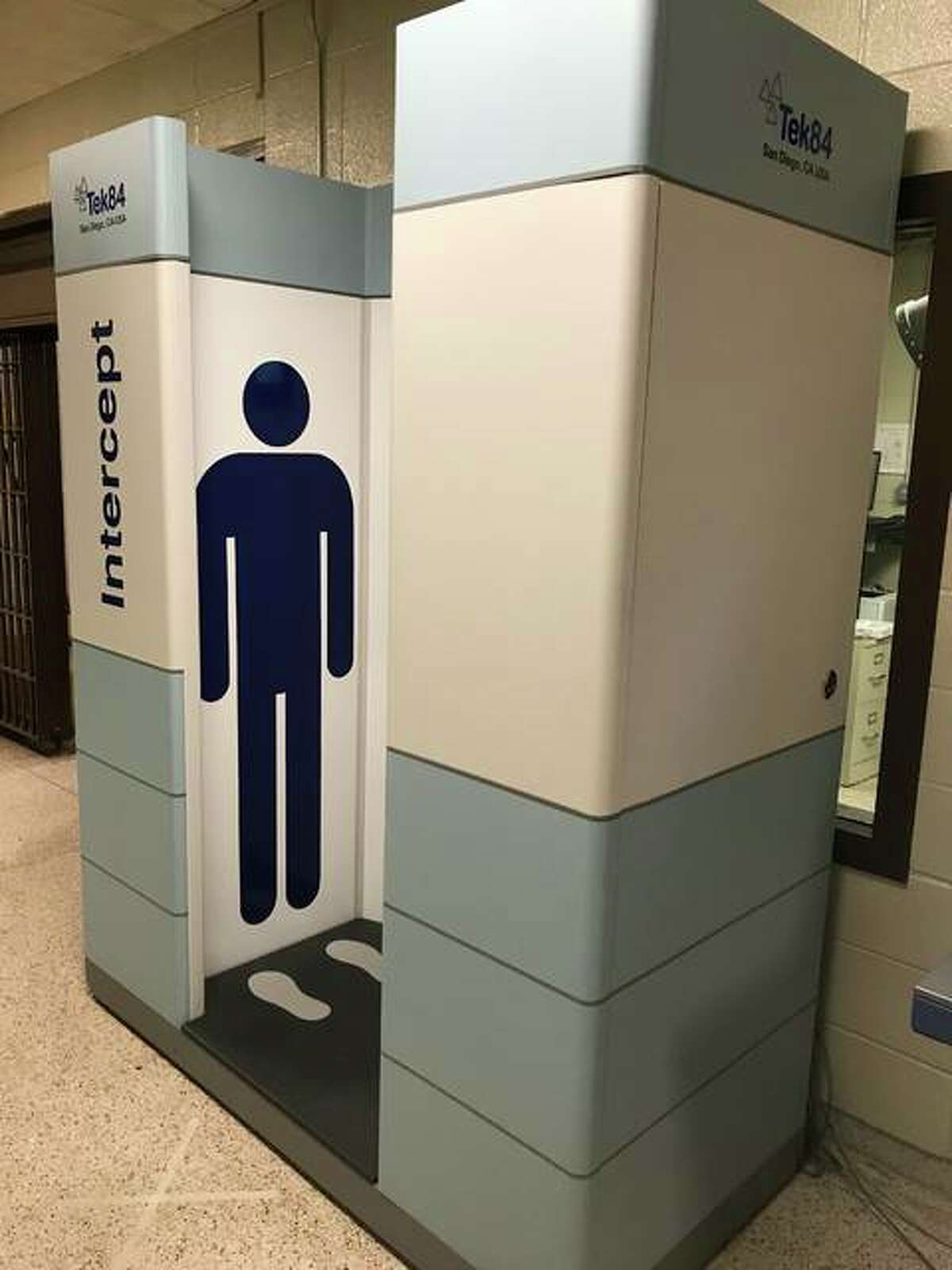 A new full-body scanner at the Madison County Jail is helping to keep detainees and jail officials safe by locating contraband that previously might have been undetected.