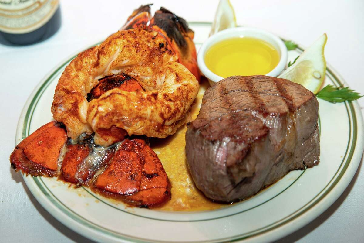 Surf and turf at Joseph's Steakhouse in Bridgeport. Joseph's Steakhouse, Bridgeport Best steakhouse - Experts' pick