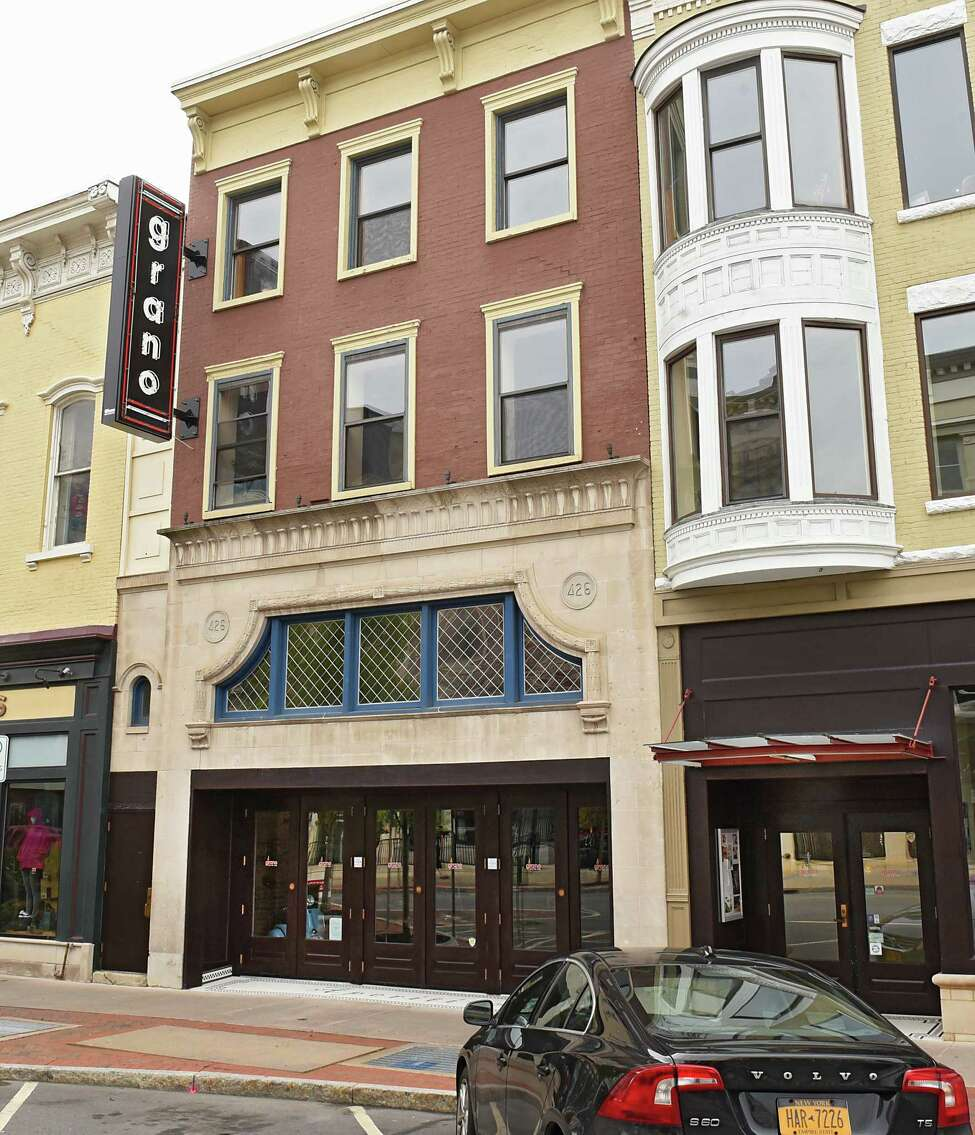 Exterior of Grano restaurant on Thursday, Sept. 12, 2019 in Schenectady, N.Y. (Lori Van Buren/Times Union)