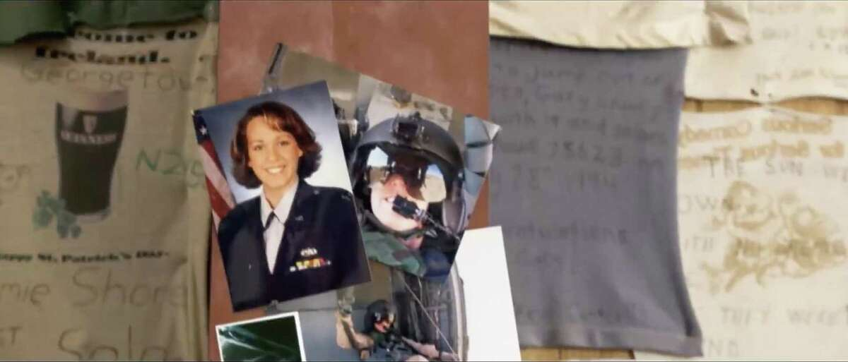 Democrat MJ Hegar's biographic campaign video has more than 5 million views on YouTube and social media. It tells the story of the former Air Force pilot's life, and her military service, including crash-landing a helicopter after it was shot down in Afghanistan. She was honored with the Purple Heart and the Distinguished Flying Cross. She is running for Congress against 8-term incumbent Rep. John Carter of Round Rock.