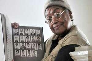 HAMDEN-Lula White, of Hamden, was one of the freedom Riders in 1n 1961. Melanie Stengel/Register