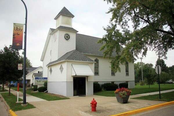 The Ubly United Methodist Church will hold its final service at 9:30 a.m. Sunday. Leaders are inviting all former pastors, members, and friends to attend. (Seth Stapleton/Huron Daily Tribune)