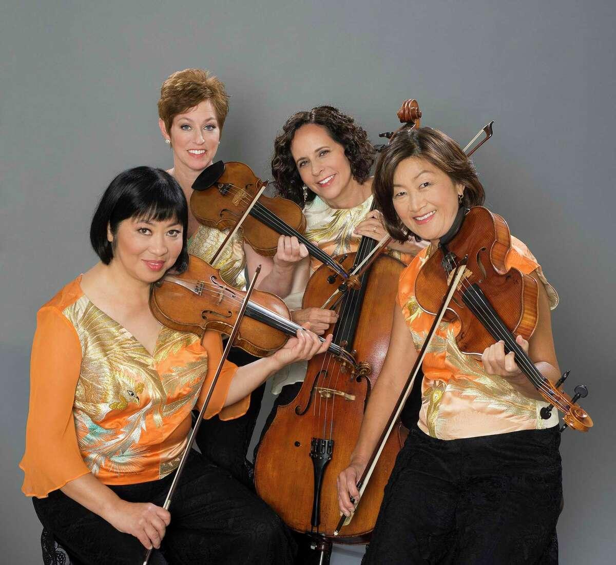 Cassatt String Quartet.