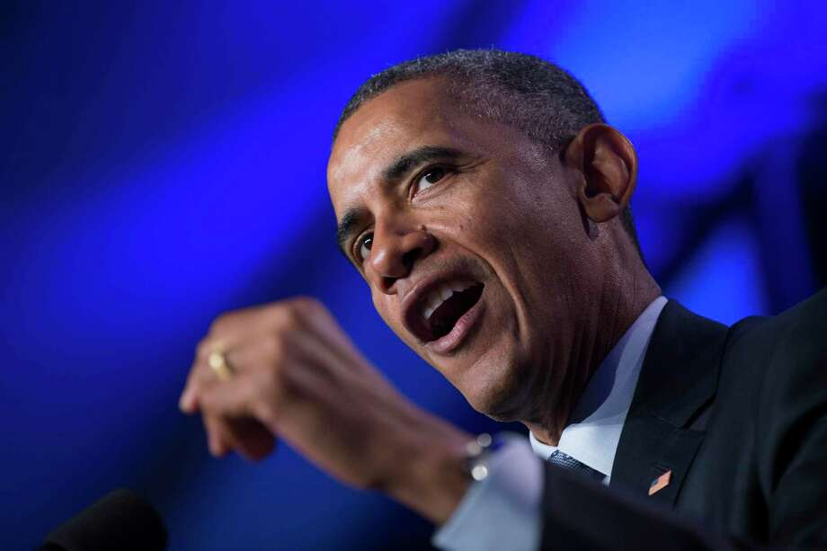 President Barack Obama's decisions during the financial crisis offer a cautionary tale for Democrats now choosing between Joe Biden and progressives who had pushed for policies that would have better benefited the middle and lower classes. Photo: Associated Press File Photo / AP