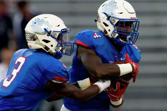 Oak Ridge had its game against Klein Collins rescheduled to 11 a.m. Saturday following torrential rains from tropical depression Imelda on Thursday.