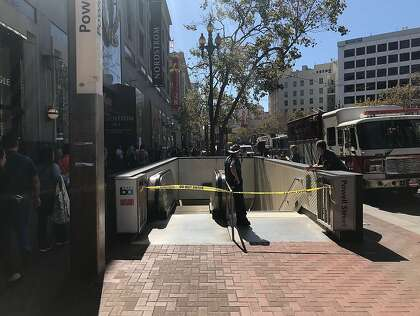Residual BART delays after person is struck, killed at Powell Street station