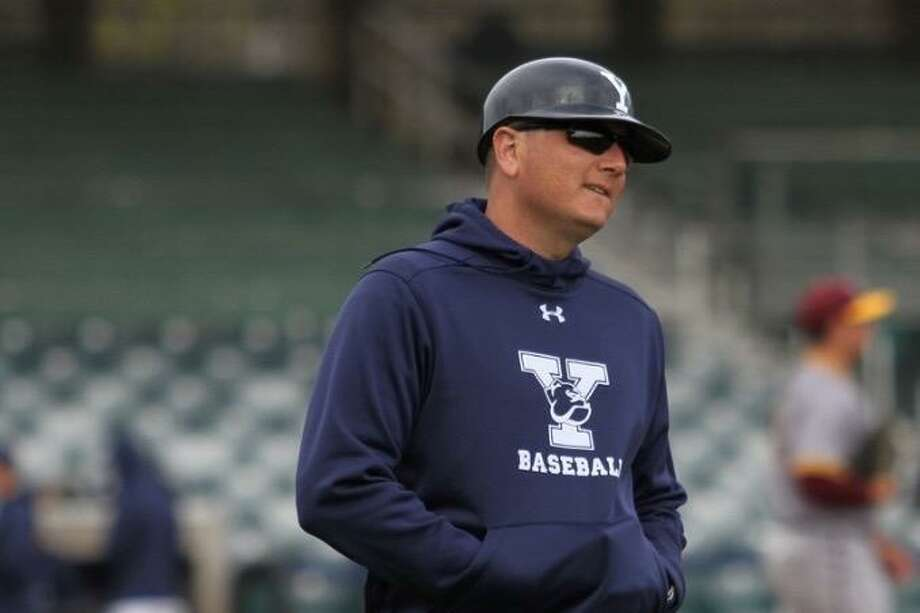 Yale assistant baseball coach Ray Guarino Photo: GoFundMe / Contributed Photo