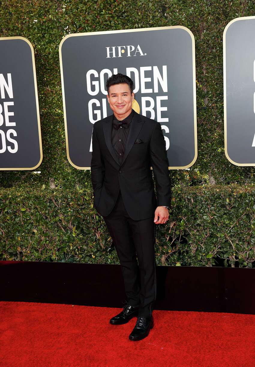 Mario Lopez arrives at the 76th Annual Golden Globes at the Beverly Hilton Hotel in Beverly Hills, Calif., on Sunday, Jan. 6, 2019. (Jay L. Clendenin/Los Angeles Times/TNS)