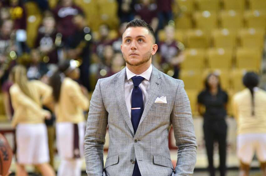 Former Shenendehowa basketball standout Matt Miner was an assistant at St. Edward's before joining the Siena men's basketball coaching staff as special assistant to coach Carmen Maciariello. (Courtesy of St. Edward's)