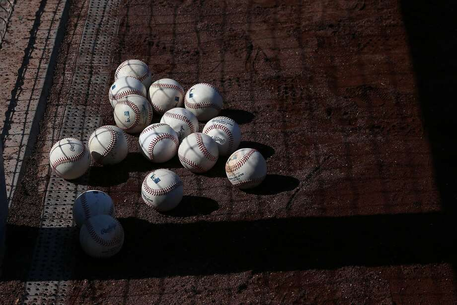 """Allegations of """"juiced"""" baseballs carry major implications. Photo: Victor Decolongon / Getty Images"""