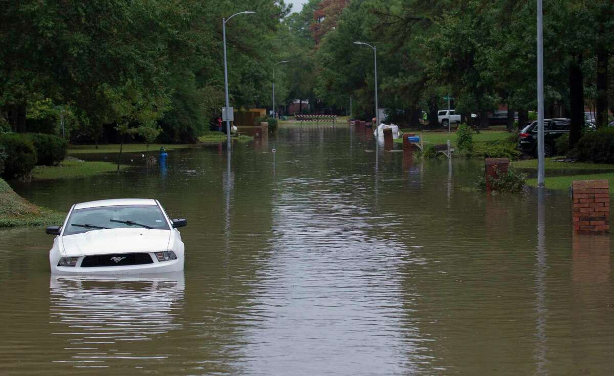 PHOTOS: Tropical Storm Imelda soaks southeast TexasHomes in the Elm Grove subdivision are seen, Thursday, Sept. 19, 2019, in Kingwood.>>>See more photos of Tropical Storm Imelda across Houston...