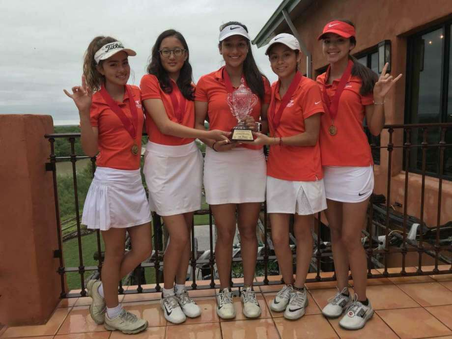 United is defending its title as the 19th edition of the Border Olympics high school girls' golf tournament opens the season Friday at the Max A. Mandel Municipal Golf Course. Photo: Courtesy Photo /file