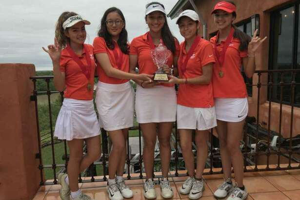United is defending its title as the 19th edition of the Border Olympics high school girls' golf tournament opens the season Friday at the Max A. Mandel Municipal Golf Course.