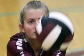 Cass City takes down visiting USA in straight sets on Thursday, Sept. 19.