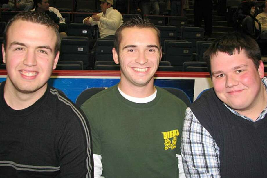 Were you seen at Siena basketball vs. Marist? Photo: Kristi Gustafson