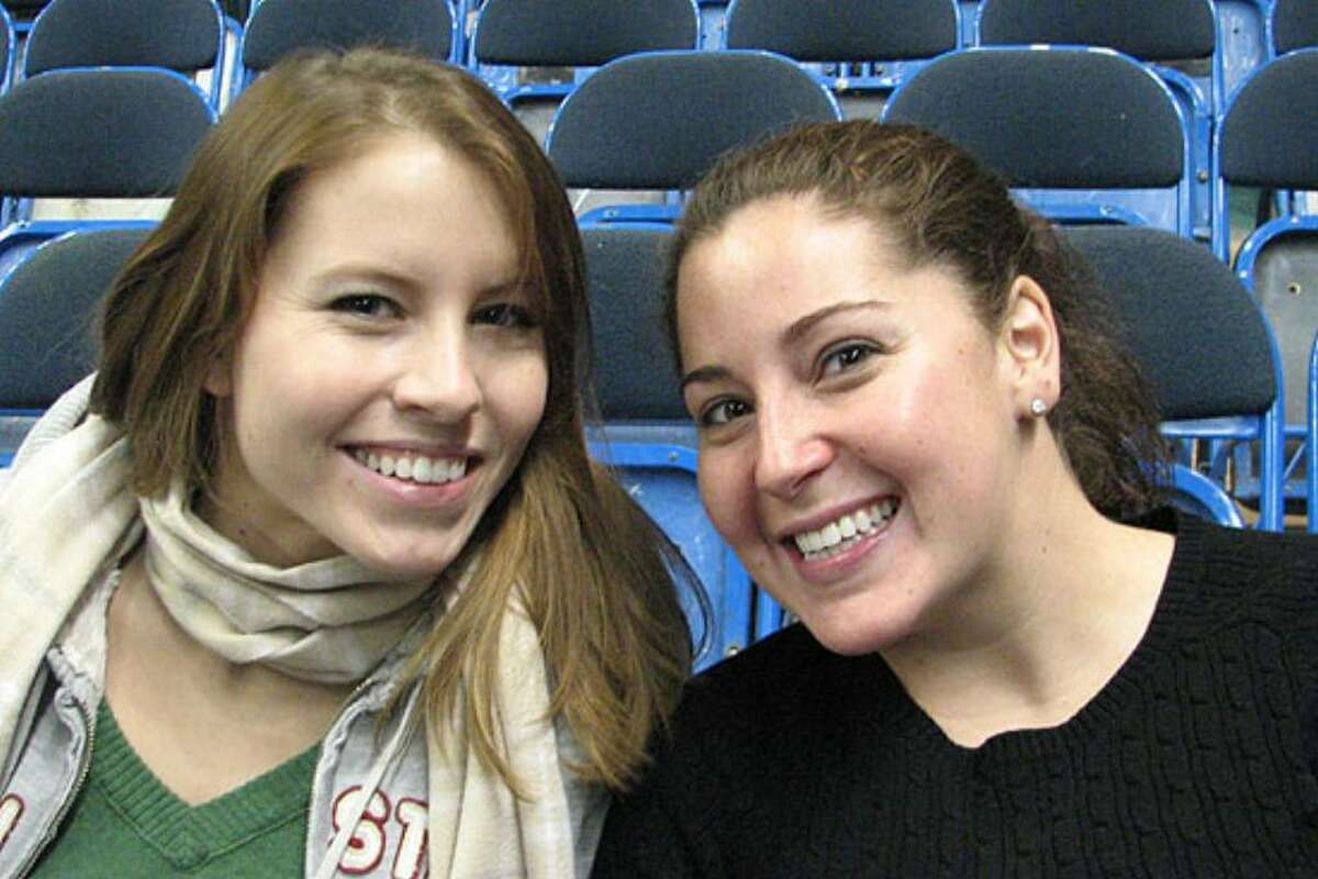 Were you seen at Siena basketball vs. Marist?