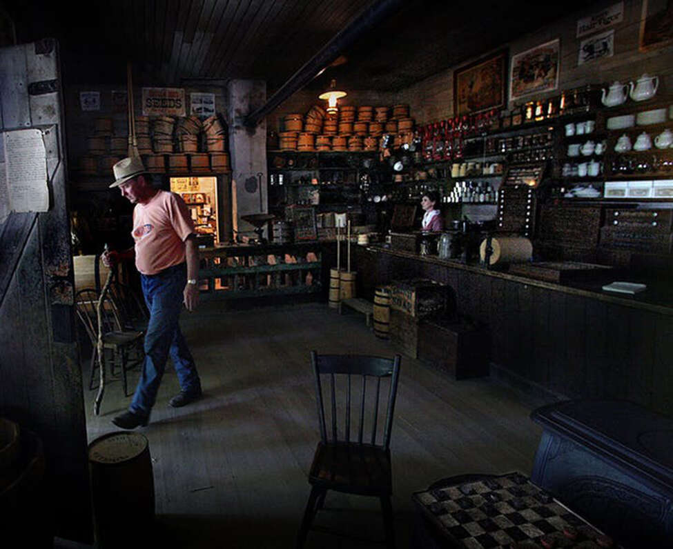 The Harkin Store, beside the Minnesota River, near New Ulm. (Star Tribune file photo/Minneapolis Star Tribune/TNS)