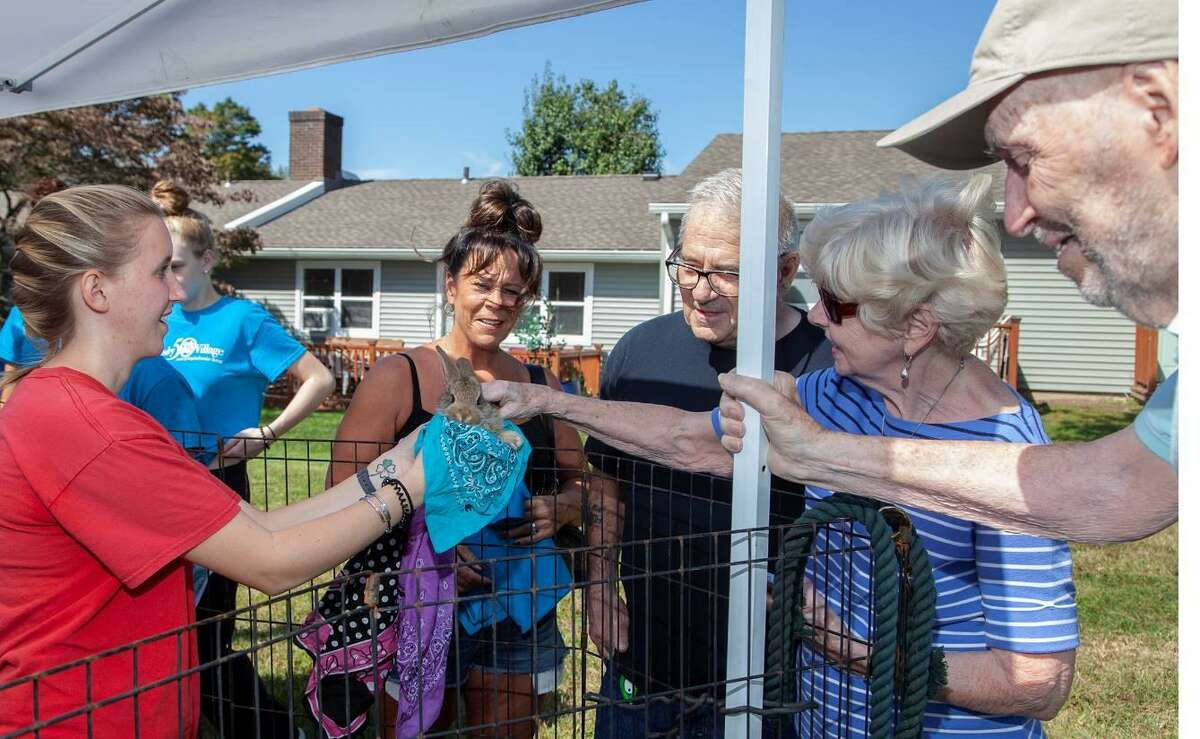 Wesley Village celebrated its 50th anniversary with a party on Sunday, Sept. 15.