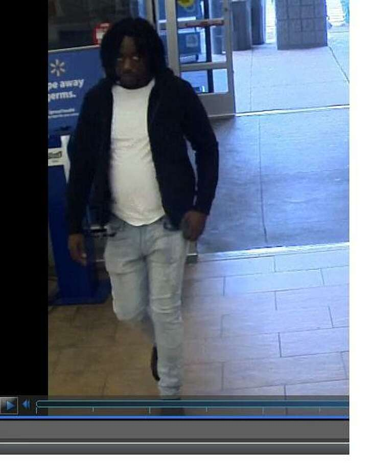 Hamden police are looking for help identifying a man who allegedly charged more than $1,000 worth of fraudulent purchases to a town resident's credit card. Photo: Hamden Police Department