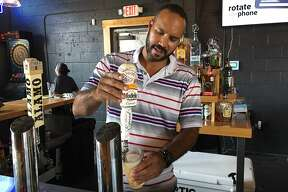 Edmond Montgomery is the owner of The East Bar, which recently opened at 829 N. New Braunfels Ave.