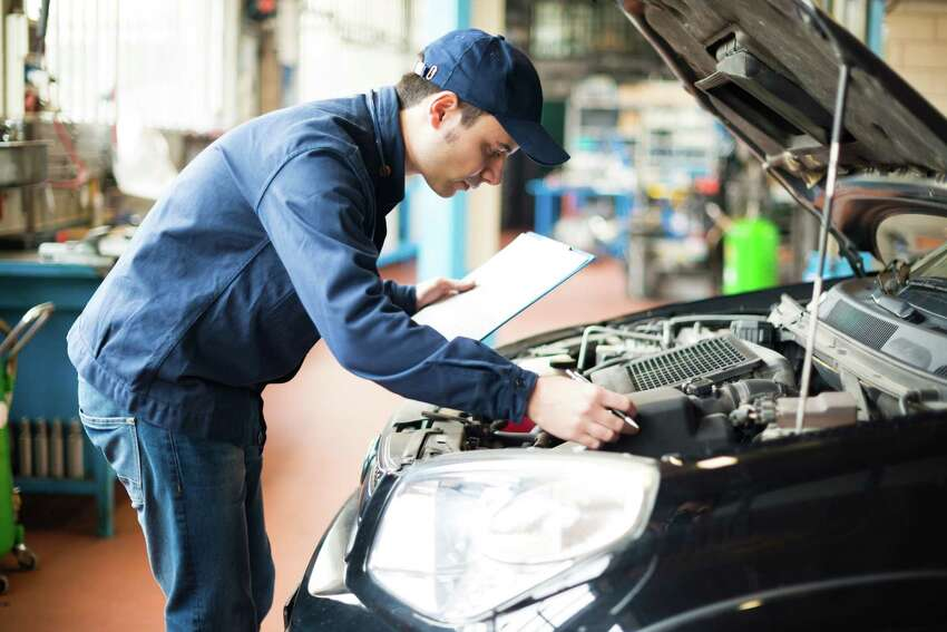 The average annual car inspection in New York costs $21.