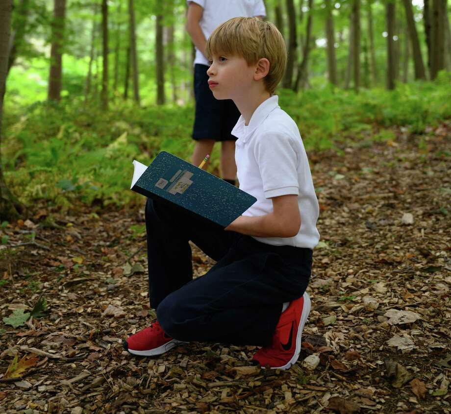 Ridgefield Academy will host a nature-themed open house on Sunday, Oct. 20. Photo: Contributed Photo.