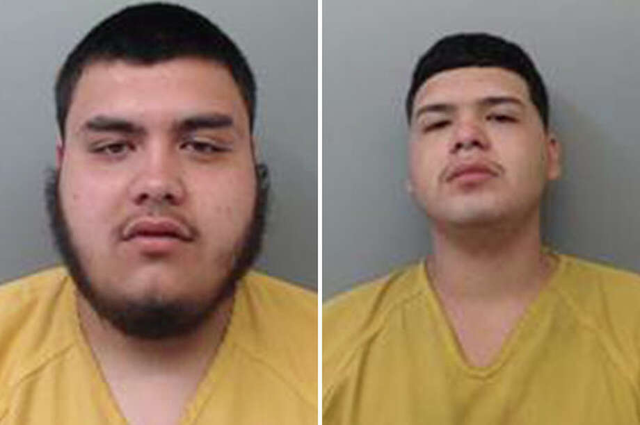 Two men affiliated with the Hermanos Pistoleros Latinos prison gang have been arrested for kidnapping immigrants who had entered the country illegally, according to the Webb County Sheriff's Office. Photo: Courtesy