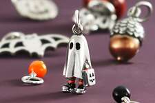 "The Kerrville-based jeweler revealed the ""Trick or Treater"" charm on Thursday, available for purchase online and in stores for $62."