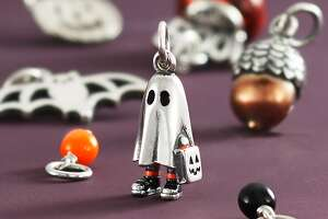 """The Kerrville-based jeweler revealed the """"Trick or Treater"""" charm on Thursday, available for purchase online and in stores for $62."""