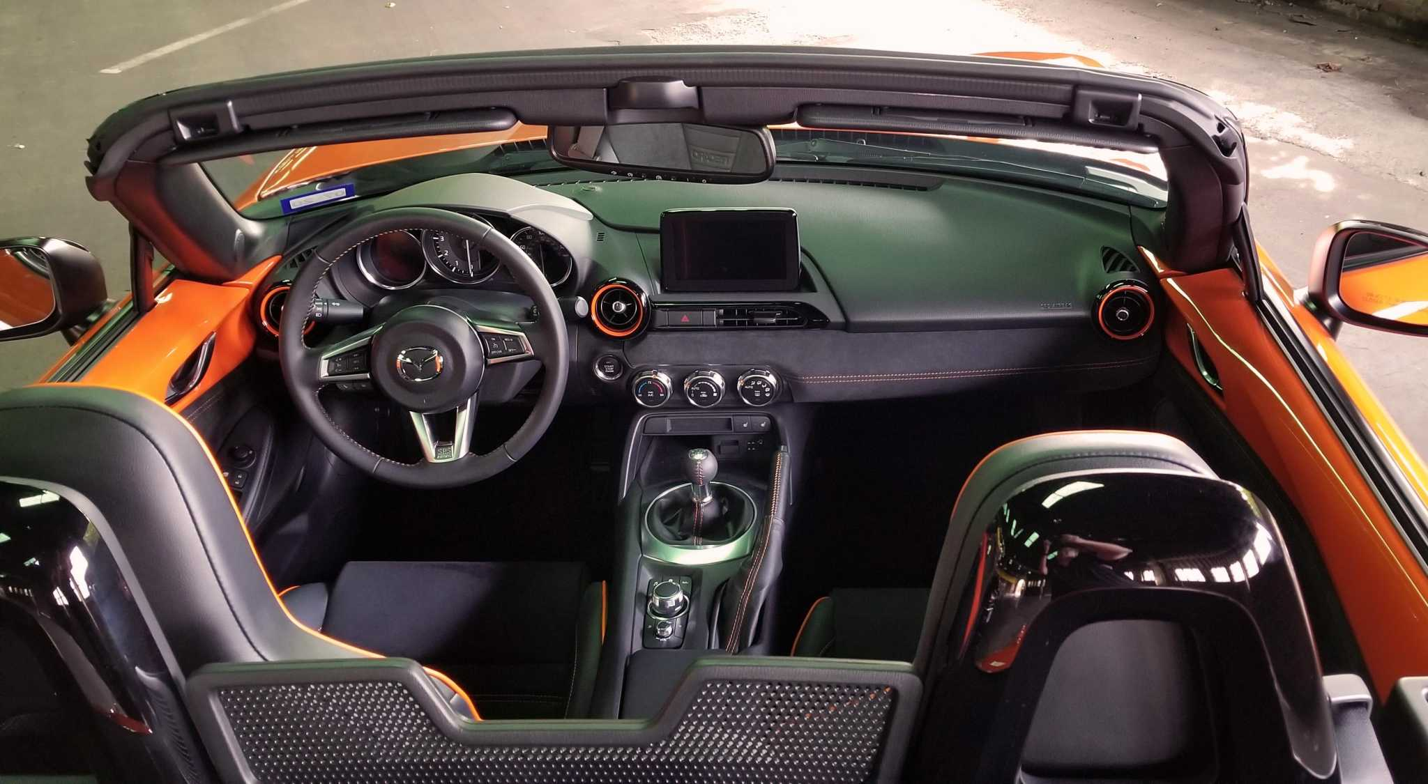 Dedicated fans get hands on their limited edition 30th anniversary MX-5 drop-tops