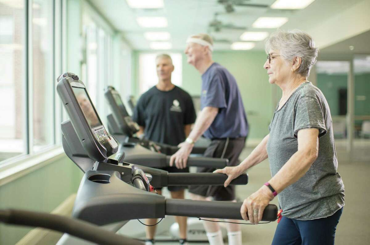 The Buckingham offers a weekly schedule of wellness activities, outings and opportunities.