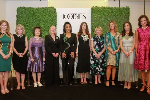 Honorees at the Women of Distinction announcement at Tootsies on September 18, 2019.