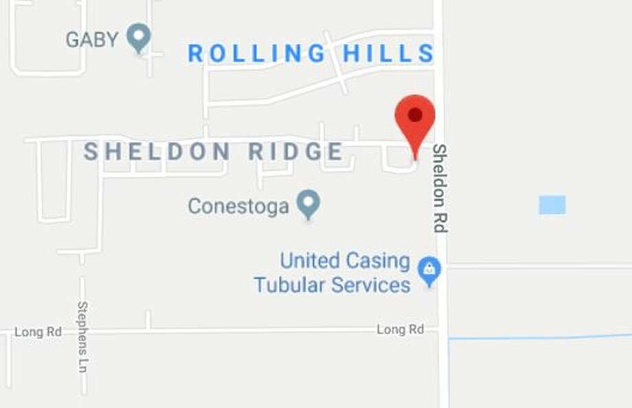 The woman told authorities she stabbed her husband while he was assaulting her at their home in the 11000 block of Tall Hill Circle on Friday, Sept. 20, 2019. Photo: Google Maps