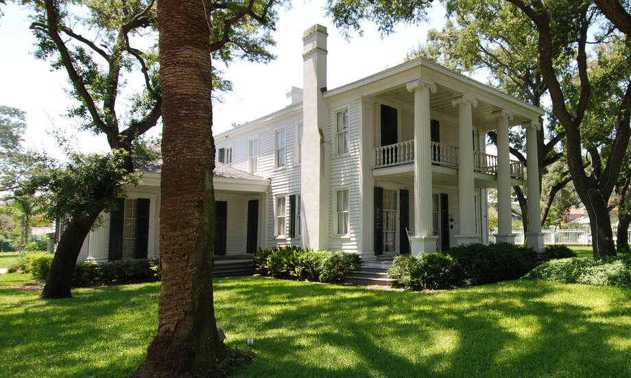 The Menard home was the site of the first masquerade ball in Texas and was also a popular meeting place for Texas statesmen as well as those of the Republic. Photo: Courtesy Of Galveston Historical Foundation