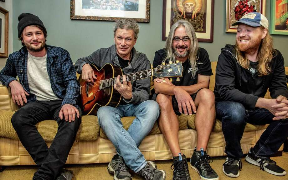Steve Kimock & Friends will perform at the Ridgefield Playhouse on Sept. 25. Photo: Ridgefield Playhouse / Contributed Photo