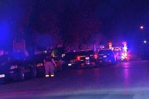SAPD are looking for a man they say stabbed an elderly man early Friday morning.