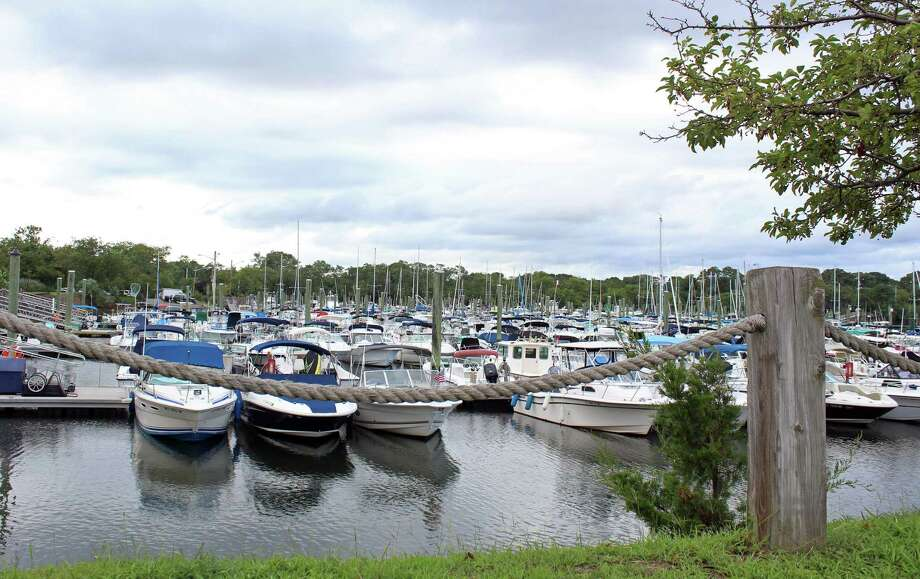 South Benson Marina's redesign plan passed the Parks and Recreation Commission. Photo: Genevieve Reilly / Hearst Connecticut Media / Fairfield Citizen