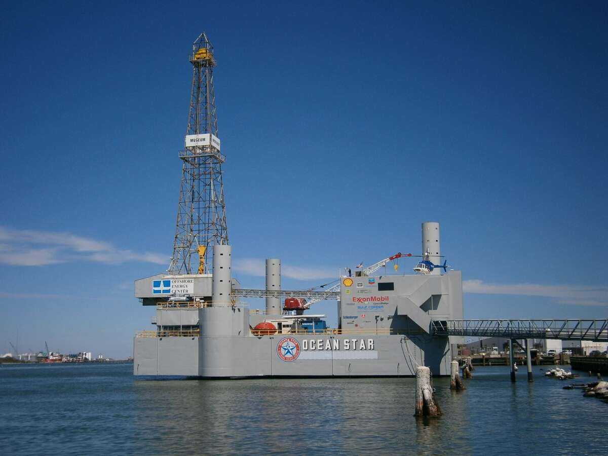 Visit the Ocean Star Offshore Drilling Rig & Museum, 1900 Harborside Drive, every second Saturday from 10 a.m. to 3 p.m. (Oct. 12 and Nov. 9) to learn about the offshore industry.