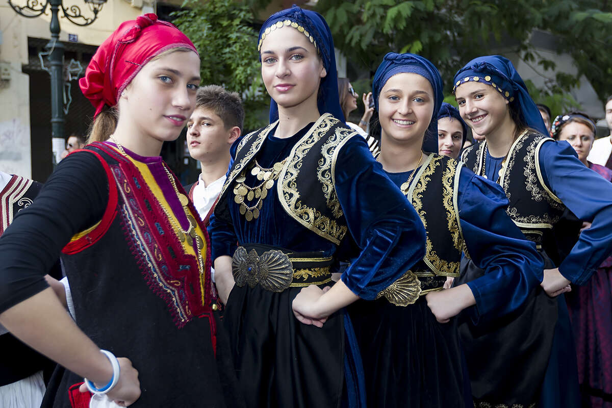The 36th Annual Galveston Greek Festival: Live performances and authentic Greek food.