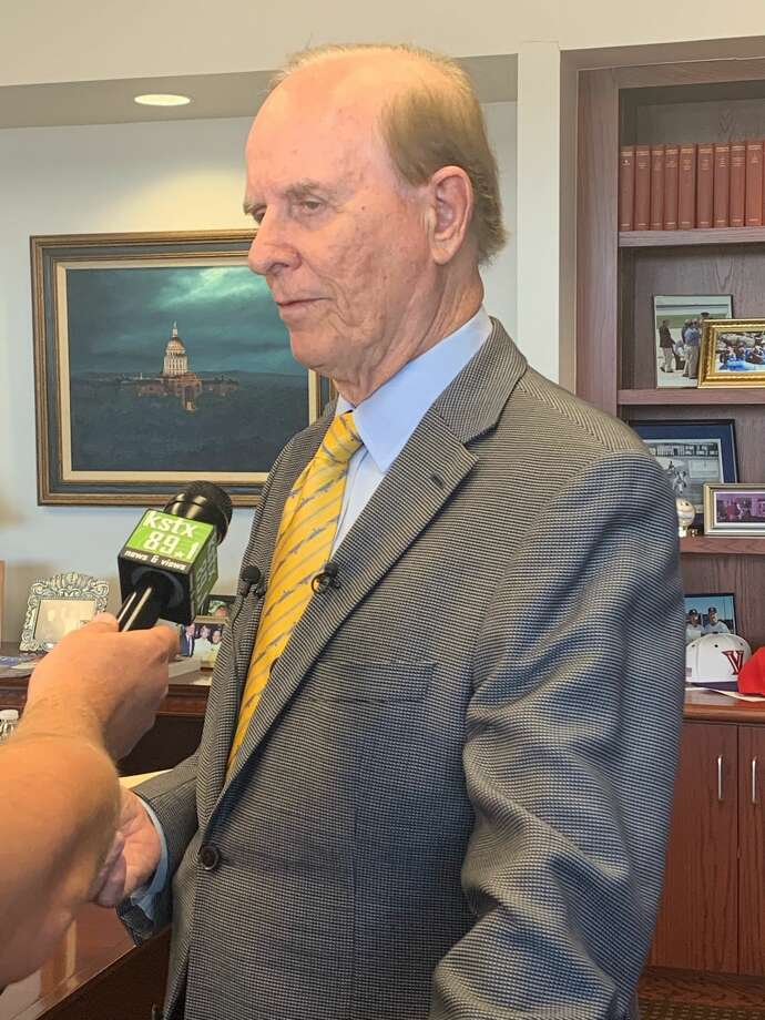 After multiple incidents in which inmates were incorrectly released from the county detention center, San Antonio Judge Nelson Wolff called for the Bexar County Sheriff's Office to hire a professional jail administrator to work on fixing some of the problems the department has been seeing recently. Photo: Taylor Pettaway