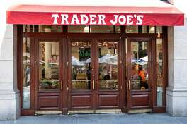 Trader Joe's storefront.